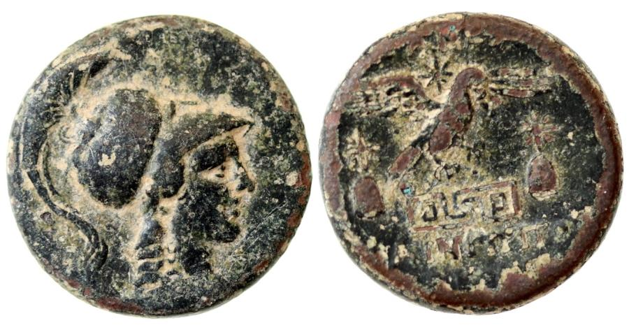 Ancient Coins - PHRYGIA APAMEIA Æ 9.5 GR & 22 MM