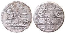 World Coins - OTTOMAN AR QURUSH of SELIM III AH 1203/5 ISTANBUL MINT  31.5 GR & 42 MM