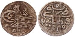 World Coins - OTTOMAN 1 PARA of AHMED III 1115 AH KOSTANTINIYYE MINT 14 MM & 0.6 GR