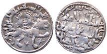 World Coins - SELJUQ of RUM AR DIRHAM of KAYKHUSRAW II AH 639 KONYA 3.0 GR & 22 MM
