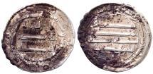 World Coins - ABBASID AR DIRHAM AH 156 MADINAT AL SALAM 2.9 GR & 24 MM