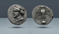 Ancient Coins - PONTOS, Amisus (as Peiraieos). c. 435-370 BC. AR Siglos