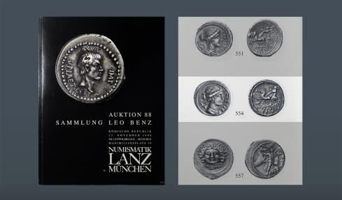 Ancient Coins - ROMAN REPUBLIC. P. Plautius Hypsaeus. Rome, 60 BC. AR Denarius. Ex Leo Benz Collection, Lanz, 23 Nov 1998, lot 570