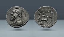Ancient Coins - KINGS OF PARTHIA. Mithradates II