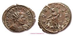 Ancient Coins - MAXIMIANUS HERCULEUS ANTONINIANUS 292-293 AD AEQVITAS AVGG / B Lugdunum Roman Imperial coin for sale