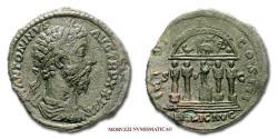Ancient Coins - Marcus Aurelius SESTERTIUS 172-173 AD IMP VI COS III, /S C / RELIG AVG Mercury 40/70 RARE (R) Roman coin for sale