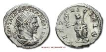 Ancient Coins - Roman Empire CARACALLA SILVER ANTONINIANUS 213-217 AD VENVS VICTRIX roman coin