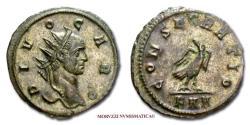 Ancient Coins - Carus BILLON ANTONINIANUS 282-283 AD CONSECRATIO / KAA 55/70 RARE (R) Roman coin for sale