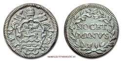 World Coins - INNOCENT XI 1/2 GROSSO 1676-1689 NOCET MINVS SILVER SCARCE Papal coin for sale