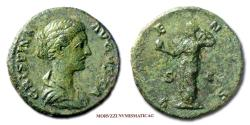 Ancient Coins - Crispina AE AS 178-182 AD VENVS S C 45/70 RARE (R) Roman coin for sale
