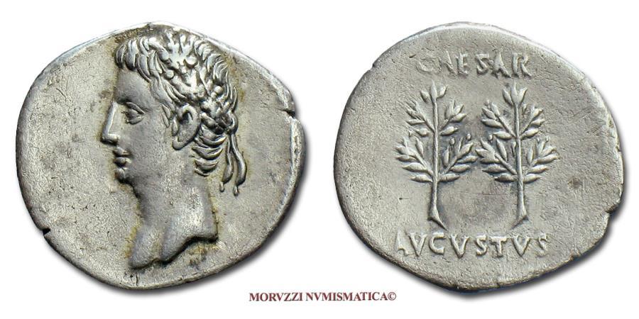 Image result for caesar coin laurels