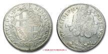 World Coins - Bologna Popular government 10 PAOLI 1796 SILVER italian coin