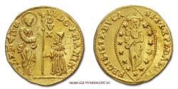 World Coins - VENICE Ludovico Manin ZECCHINO / GOLD DUCAT 1789-1797 55/70 Venetian coin for sale