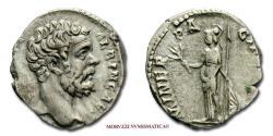 Ancient Coins - Clodius Albinus Caesar SILVER DENARIUS 194-195 AD MINER PACIF COS II 45/70 RARE (R) Roman coin for sale