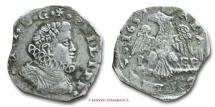 Kingdom of Sicily Philip IV of Spain 4 TARI' 1652 ? Messina SILVER italian coin
