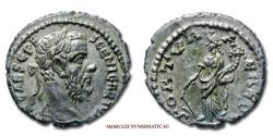 Ancient Coins - Pescennius Niger SILVER DENARIUS 193-194 AD FORTVNAE REDV Antioch on the Orontes 58/70 VERY RARE (RIC 25 var./R3) HIGH QUALITY Roman Imperial coin