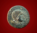 Ancient Coins - AS. OBULCO.