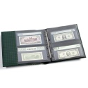 Us Coins - Grande Classic Graded Currency Album Set (black)
