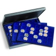 Us Coins - Presidio presentation case for 105 coins or coin capsules up to 35mm