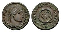 Constantine the Great AD 307-337, AE Follis Heraclea / Ex Lückger
