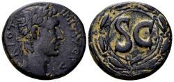 Ancient Coins - Syria, Antioch. Augustus 27 BC-14 AD, AE (27mm, 14.47 gram) c. 5 BC-AD 14