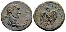 Ancient Coins - Cilicia, Antiochia ad Cragum. Valerian AD 253-260, AE 26mm (9.70 gram)