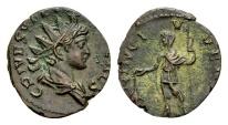 Ancient Coins - Tetricus II AD 271-274, AE Antoninianus (17mm, 2.39 gram) Mint I
