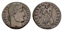 Constantine the Great AD 307-337, AE Follis (18mm, 3.11 g) AD Constantinopolis 327-28
