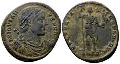 Ancient Coins - Jovian AD 363-364, AE1 (27mm, 8.66 gram) Antioch