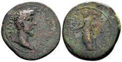 Ancient Coins - Cilicia, Flaviopolis. Marcus Aurelius AD 161-180, AE 24mm (7.48 gram) year 94, AD 166/67