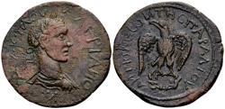 Ancient Coins - Cilicia, Antiochia ad Cragum. Valerian AD 253-260, AE (29mm, 9.68 gram)