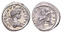 Caracalla AD 198-217, AR Denarius (19mm, 4.00 gram) Laodicea ad Mare circa AD 200-201