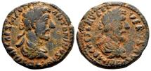 Ancient Coins - Phoenicia, Berytus. Marcus Aurelius and Lucius Verus AD 161-169, AE 24mm (11.13g)