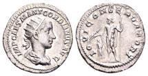 Ancient Coins - Gordian III AD 238-244, AR Antoninianus (22mm, 4.59 gram) Rome