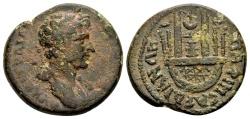Ancient Coins - Lydia, Sardis. Hadrian AD 117-138, AE 25mm (8.43 g)