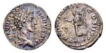 Commodus AD 177-192, AR Denarius  Rome / Ex Lückger