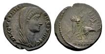 Divus Constantine the Great AD 307-337, AE Follis (15mm, 1.92 g) Nicomedia AD 337-40