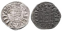 World Coins - SANCHO IV. Cornado. (1284-1295). Burgos mint (B-Star). Medieval Spain.