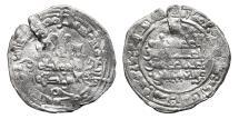 World Coins - AL-QASIM Ibn Hammud. HAMMUDIDS (Taifa of Málaga) Ar, Dirham. AH 410, 2nd reign.. AL-ANDALUS mint.