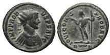 PROBUS. Antoninianus. 276-282 AD. Rome mint. IOVI CONS PROB AVG.