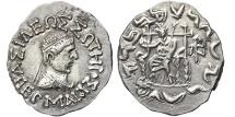 HERMAIOS. AG Tetradrachm. 90-70 Bc. Taxila. (Indo-Greek Kingdom).