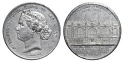 World Coins - ISABEL II. Medal of the Universal Exhibition of Paris 1867. Coined in the palace by the press of FOSSEY-THONELIER, machinists in Lasarte de Guipúzcoa.