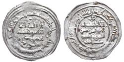 World Coins - HISHAM II. AR, Dirham. 387 AH. Al-andalus mint. CALIPHATE OF CÓRDOBA (Spain).