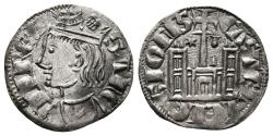 World Coins - SANCHO IV (1284-1295). Cornado. Coruña mint (Star-Shell). Medieval Spain.