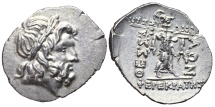 Ancient Coins - THESSALY (Thessalian league.). AR, Stater. Late 2nd – mid 1st century BC. Extremely fine.