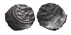 World Coins - YUSUF IBN TASHFIN. AR, 1/2 Quirat. AH 480-500. ALMORAVIDS in Spain. RARE.