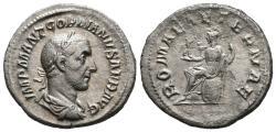 Ancient Coins - Gordianus I Africanus, 238, Denarius, Rare!