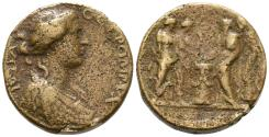 Ancient Coins - Cast of a rare Valerio Belli Medallion