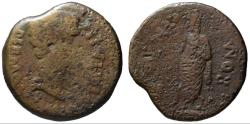 Ancient Coins - Augustus AE As - GEN POP ROM -  Spain Italica - Scare