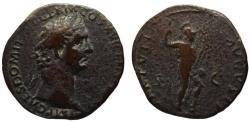 Ancient Coins - Domitian AE As - VIRTUTI AUGUSTI - Virtus